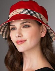 Hat stylized Bo